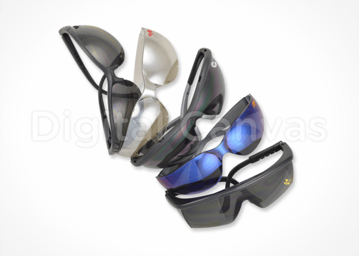 Safety Glasses Product Photography
